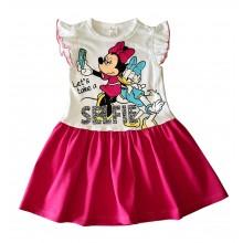 Детска рокля Мини Маус 86-116