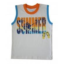 Лятна тениска за момче 98-110