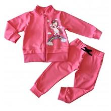 Детски комплект за момиче Еднорог 86-116