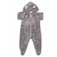 Пухен ескимос за бебе 62-68