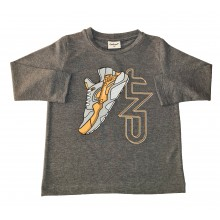 Контраст блуза за момче  98-122