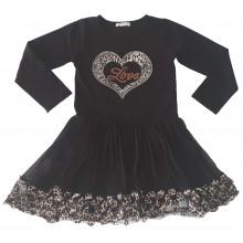 Елегантна детска рокля 116-152