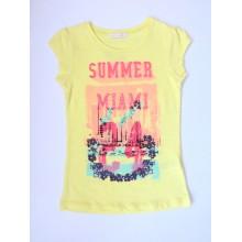 Блуза за момиче Маями 104-122см.
