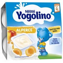 Nestle йогурт с Кайсия 4 х 100гр.