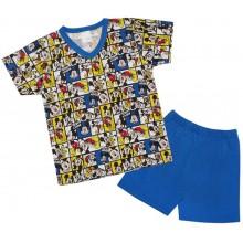Лятна пижама Мики 104-110