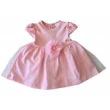 Бебешка рокля Цвете 62-86