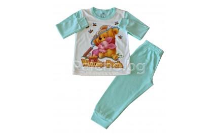 Бебешка пижама Пух 80-86