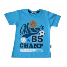 Лятна тениска за момче Клас 104-122