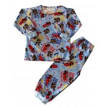 Детска пижама за момче 98-128