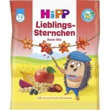 Hipp Bio хрупкави звездички със зеленчуци и плодове 30гр