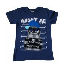 Тениска  за момче Бобър 98-122