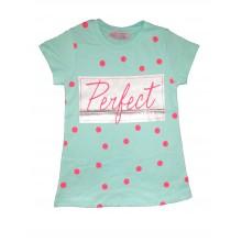 Тениска за момиче Точки 98-140