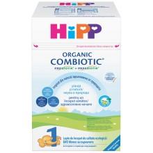 Хип мляко - HIPP Combiotic 1 Био Мляко за бебета 0-6м. 800гр.