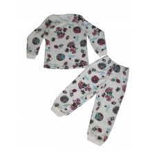 Детска пижама Ягодка 80-110