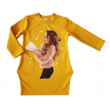 Мариела рокля Приказка 92-134