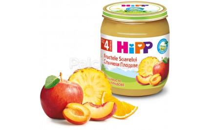 Хип Слънчеви плодове 125гр.