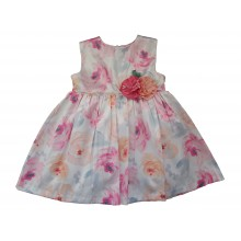 Контраст официална рокля Цветя 86