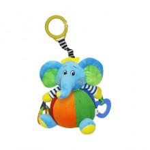 Lorelli забавен слон в синьо