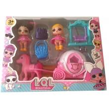 Комплект Лол кукли