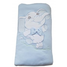 Бебешка пелена Слонче 90/90 см