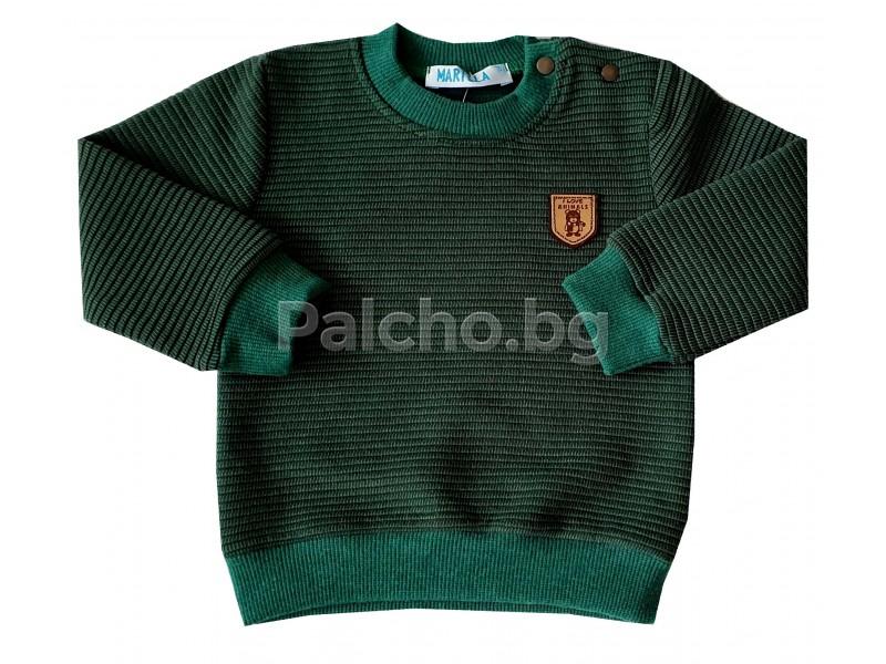 fb0b7e4ea91 Детска блуза за момче 68-98 | Бебешки дрехи 0-2г. | Палчо - детски ...