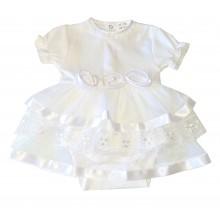 Бебешка боди рокля Финес 62-74