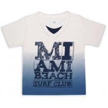 Лятна тениска за момче 86-116