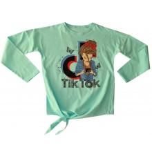 Блуза за момиче Tik Tok 110-152