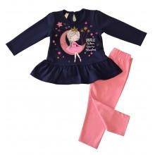 Детски комплект за момиче Принцеса Луна 68-110