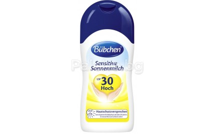 Bubchen Слънцезащитно мляко SPF 30 50мл.