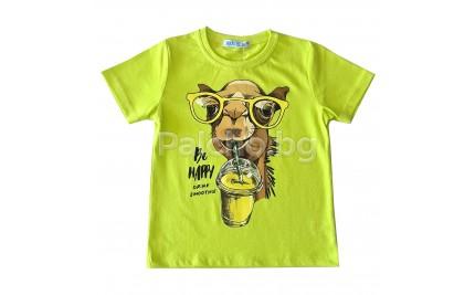 Мариела тениска за момче Smoothie 92-134