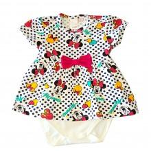 Бебешка боди рокля Мини 56-74