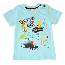 Тениска за момче Дино 74-98