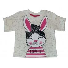 Детска блуза Зайче 80-110