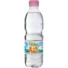 Бебелан вода за бебета - Bebelan Натурална вода 0.5л.