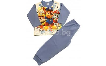 Ватирана пижама Paw Patrol 98-116