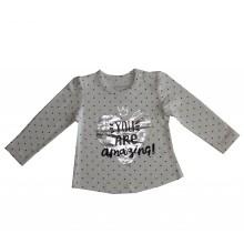 Детска блуза за момиче Amazing 68-92