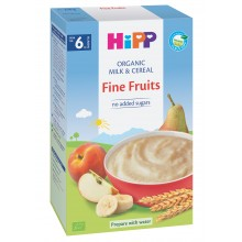 Хип каша - Hipp Био инстантна Каша Свежи плодове 250гр.