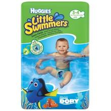 Huggies Little swimmers Плувни гащи 7-15кг. 12бр.