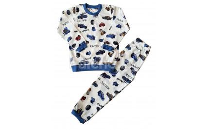 Детска пижама Коли 86-116