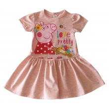 Детска лятна рокля Пепа Пиг 86-116