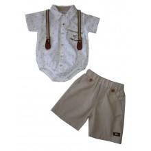 Бебешки официален комплект 68-86