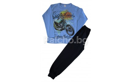 Пижама за момче 122-134