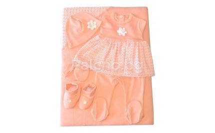 Комплект за изписване с рокля
