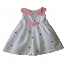 Контраст лятна рокля 62-80 см