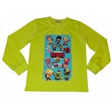 Блуза за момче Brawl Stars 122-146