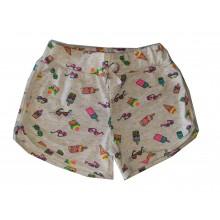 Къси панталони Сладоледи 86-128 см