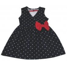 Мариела лятна рокля Точици 92-134 см