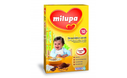 Милупа каша - Milupa разтворима каша Страчатела 250гр.