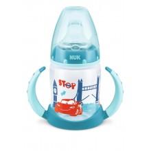Нук чаша за сок с дръжки Cars 150мл.